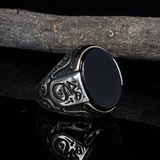 Aqeeq Rings / Agate Rings