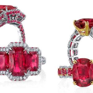 Ruby Rings / Yaqoot Rings