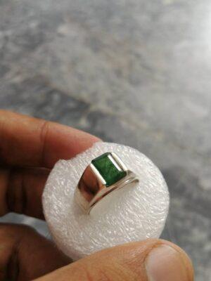 emerald ring mens